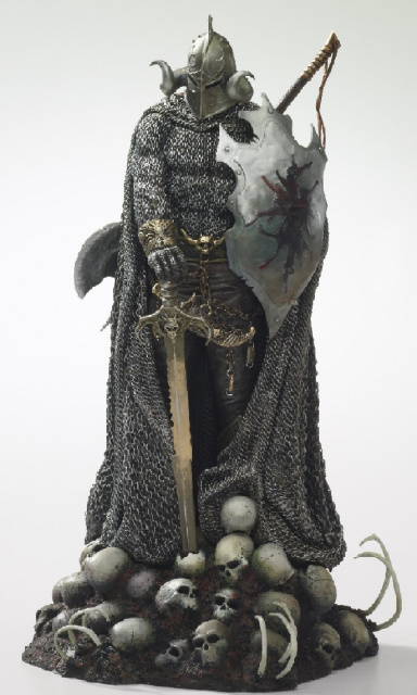 DEATH'S END SCULPTURE